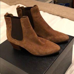 Sam edelmen suede Chelsea boots sz 7.5